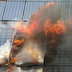 Amperum Roermond - zonnepanelen in brand