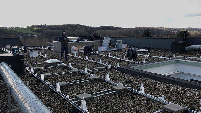 Amperum zonnepanelen voor VVE